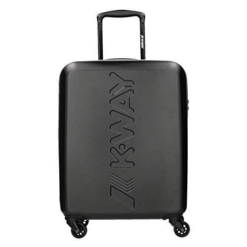 TROLLEY K-WAY K-AIR CABIN SIZE SPINNER 8AKK1G010A201 BLACK