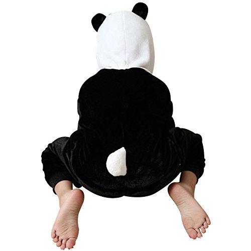 missbleu deguisement enfant pyjama combinaison animaux pyjama polaire enfant 2 12 ans panda. Black Bedroom Furniture Sets. Home Design Ideas