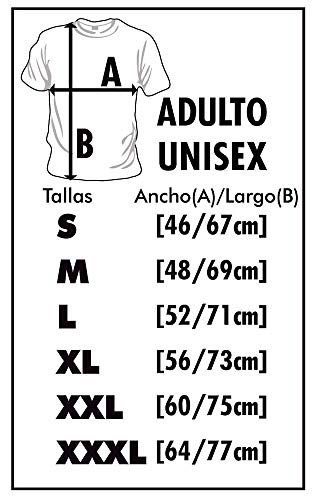 DibuNaif Camiseta Hombre - Unisex película El Exorcista, William Friedkin 8