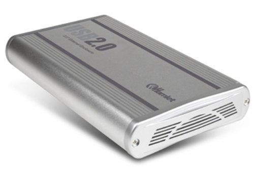 Hamlet HXD3CCUU - BOX HD 3,5 SATA + IDE USB2