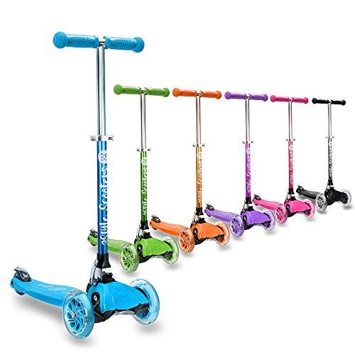 3Style Scooters RGS-1 Monopattino a Tre Ruote per Bambini Piccoli – Perfetto per i Bambini di...