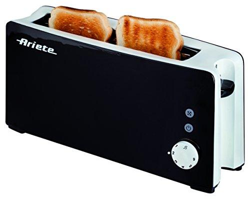 Ariete - 127/1 Tostapane, 1000 watts, Nero