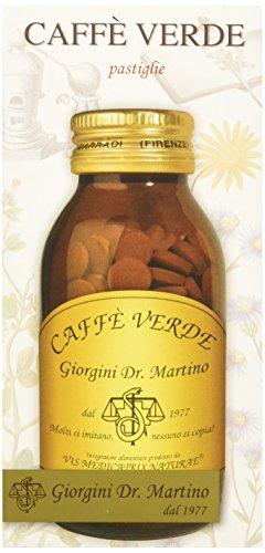 Dr. Giorgini Integratore Alimentare, Caffè Verde Pastiglie - 90 g