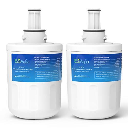 Compatibile Samsung RS21DABB Frigorifero Filtro acqua - sostituzione interna per Samsung HAFIN / EXP...