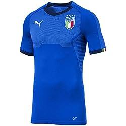 Maglia Authentic FIGC (con packaging) Azzurro 18/20 Italia Puma M Azzurro