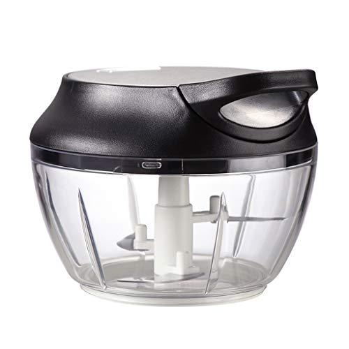Tianya Manual de la máquina de torsión de ajo Utensilios de Cocina Amoladora de múltiples Funciones/tapa de ABS + 430 + 420 panel de la hoja