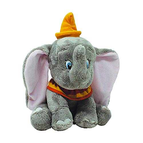 Rainbow Designs Disney Baby Dumbo Soft Toy 17cm, 25cm o 45cm