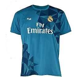 Real Madrid Ronaldo–Camiseta Hombre, Hombre, Color Azul, tamaño XL