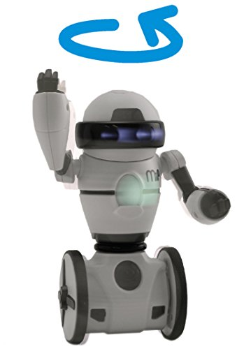 41OA3AdVqzL - Wow Wee- Robot MiP Blanco, Color (WowWee 0821)