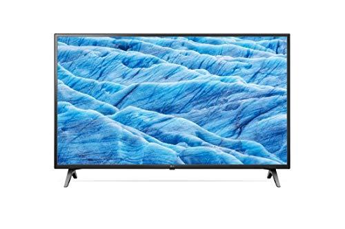 LG 43UM7100PLB Smart TV LED 4K AI Ultra HD da 43', Active HDR, Google Assistant e Alexa Integrati