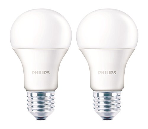 Philips Base E27 13-Watt LED Bulb (Cool Day Light,Pack of 2)