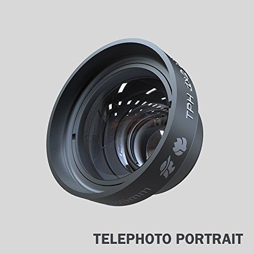 Dreamgrip Visio Pro Ultra Faible Distorsion Ensemble de lentille pour n'importe Quel Smartphone Téléphone Objectif de Fixation 25