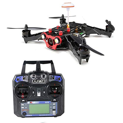 Bovake Eachine Racer 250FPV Drone F3Naze32CC3D I62.4G 6CH VTX RTF RC Quadcopter