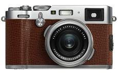 Fujifilm x100F Calentador Compact marrón