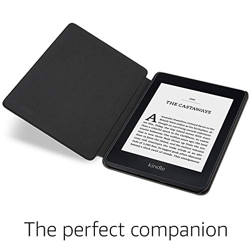Amazon Kindle Paperwhite Water-Safe Fabric Cover (10th Generation - 2018 Release), Charcoal black 4  Amazon Kindle Paperwhite Water-Safe Fabric Cover (10th Generation – 2018 Release), Charcoal black 41OR3l 2BdVpL