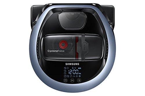 Samsung POWERbot VR7000 Aspirapolvere Robot, senza Sacco, 20 W, Blu