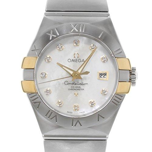 Omega Constellation Brushed Chronometer 123.20.31.20.55.004 - 2