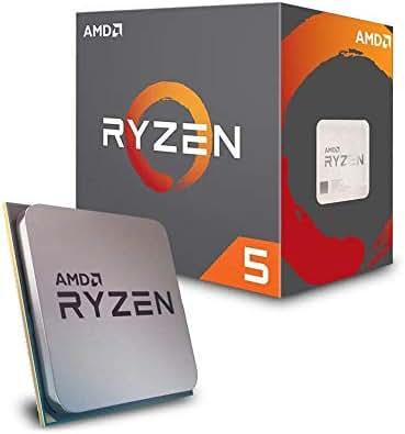 AMD Ryzen 5 2600X Prozessor (Basistakt: 3.6Hz, 6 Kerne, Socket AM4) YD260XBCAFBOX