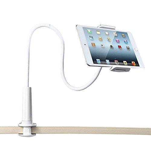Supporto per Cellulari e Tablet, Enllonish Flessibile e Regolabile Collo Oca Pigra Metallo Supporto...