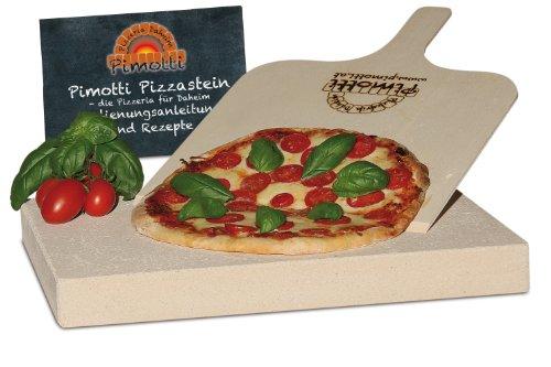 Pimotti Pizzastein - 4 cm Dicke thumbnail