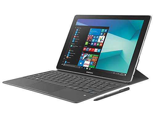 Samsung Galaxy Book écran tactile Full HD 12' Argent (Intel Core i5, 128 Go SSD , Ram 4 Go, Windows 10, Wi-Fi) + Stylet S Pen + Housse Clavier