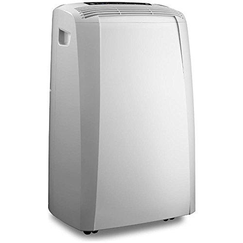 De'Longhi PACCN94 Condizionatore Portatile Monoblocco, 10500 BTU/h, Bianco