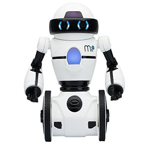 41OkAAcxYeL - Wow Wee Robot MiP Blanco, Color (WowWee 0821)