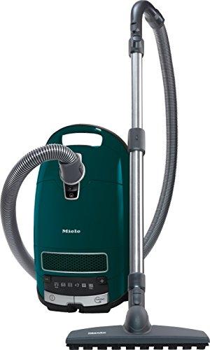 Miele Complete C3 Total Care Ecoline Aspirapolvere, 550 watts, 4.5 litri, 72 decibels, Verde...