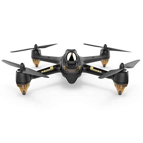 Hubsan H501S X4 5.8G FPV Brushless Dronicon Fotocamera 1080P HD GPS RC Quadricottero nessun trasmettitore Nero