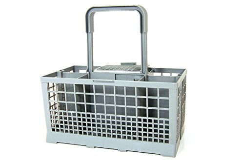 Homespare - Cestino per posate universale, compatibile con lavastoviglie Hotpoint, Bosch, Siemens