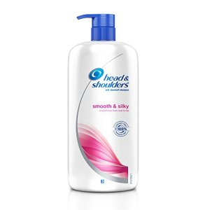 Head & Shoulders Smooth and Silky Shampoo 24  Head & Shoulders Smooth and Silky Shampoo 41P31PLvxDL