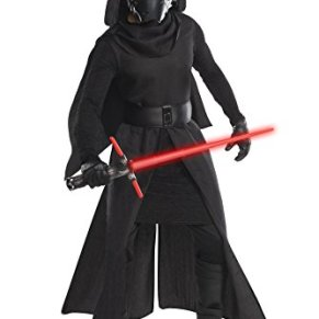 Rubies Disfraz Oficial de Star Wars Kylo REN para Hombre, Talla XL