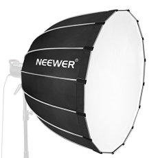 Neewer hexadecágono de luz 36pulgadas/90centímetros con gris borde y Bowens mount, portátil y rápido plegable caja de luz difusor para fotografía Speedlite Flash Monolight y más
