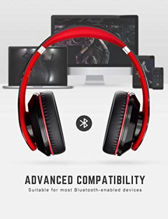 Mpow-059-Cascos-Bluetooth-Auriculares-de-Diadema-Inalambricos