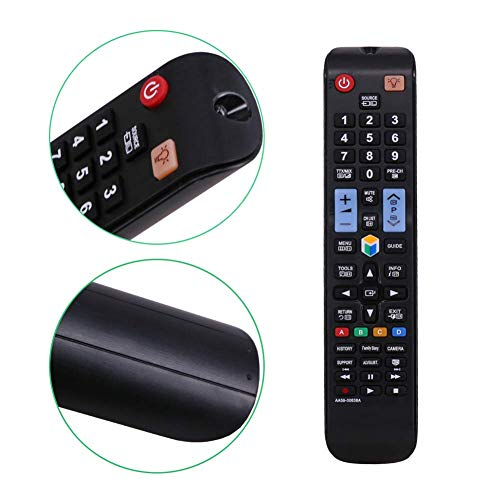 SAE Remote Compatible for Samsung Smart LED/LCD/HD TV Remote Control