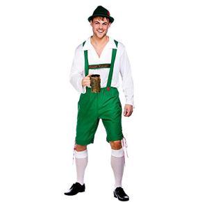 Oktoberfest Guy - Adult Costume Men : X LARGE