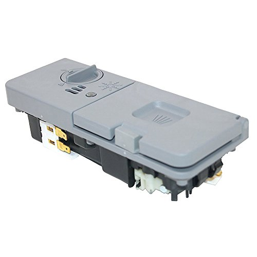 Spares2go tablet dispenser di sapone cassetto per lavastoviglie Whirlpool