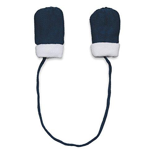 ESPRIT Gloves, Guanti Bimbo, (Midnight Blue), 0-2 Mesi