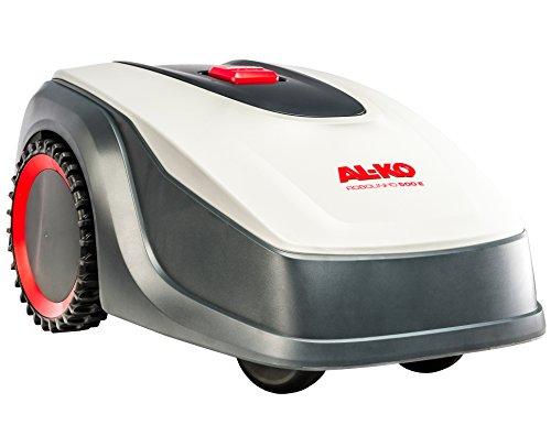 AL-KO Robolinho® 500 E Robotic Lawn Mower is sleek and looks great