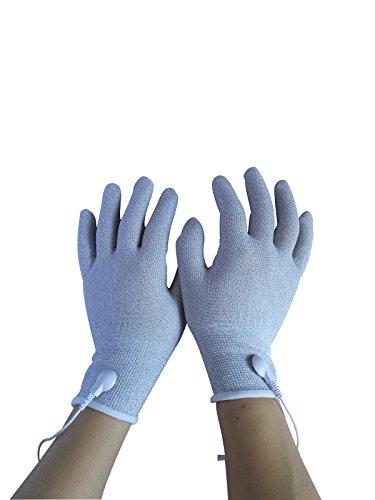 Mikrostrom TENS Massage Handschuhe für Beauty Gesicht oder Körper