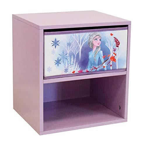 Fun House 713186 - Comodino per bambini, motivo: Frozen, 2 anni