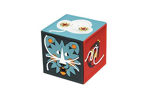 JOYEUSE - Cubo favoloso, Una scatola magica racconta storie per bambini da 2 a 7 anni - multilingue