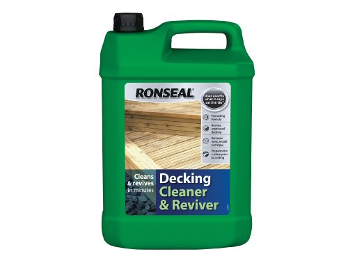 Ronseal DC Decking Cleaner 5 Litre
