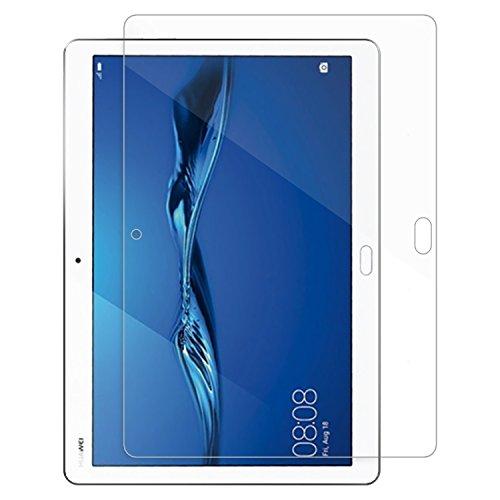 MoKo Vetro Temperato Pellicola Protettiva Schermo con Rivestimento Oleorepellente per Huawei MediaPad M3 Lite 10' 2017 Tablet, Trasparente