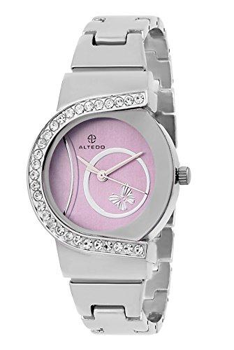 Altedo Purple dial Women Watch - 605PDAL
