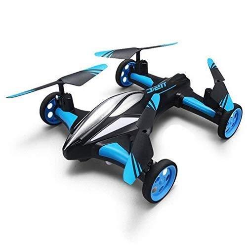 FDHLTR Mini Drone, Rollover A 360 Gradi A Quattro Assi Terrestri E Aerei A Controllo Remoto A Doppia modalità, Drone A Un Pulsante fuco