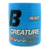 Beast Sports Nutrition - Creature Professional Strength Creatine Blend Citrus 60 Servings - 300 Grams