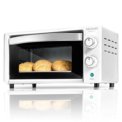 Mini Horno Eléctrico Cecotec Bake\'n Toast 1000W