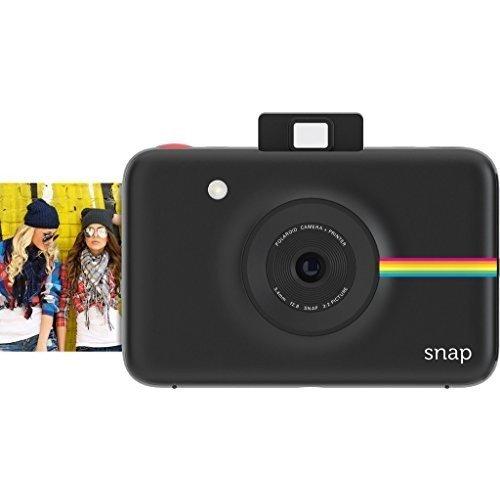 Polaroid Fotocamera Digitale a Scatto Istantaneo con Tecnologia Di Stampa a Zero Inchiostro Zink,...