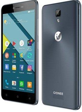 Gionee P7 4G- LTE/ VoLTE , Speed- HSPA, LTE , Dual SIM,Grey